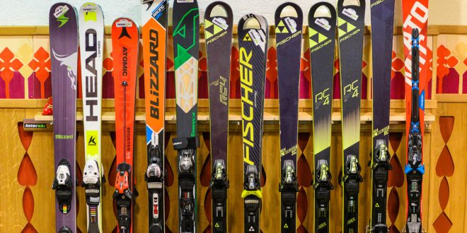 Everything you need to know about your ski equipment
